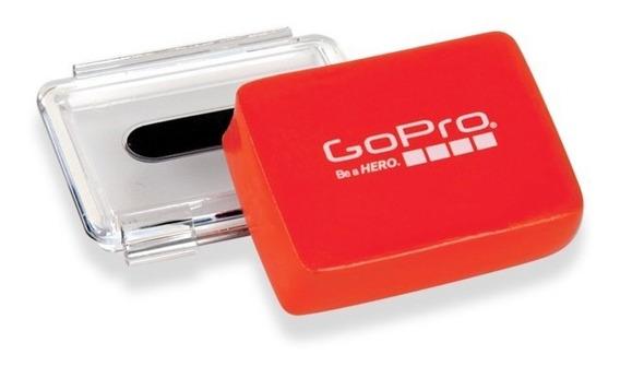 Gopro - Flutuador P/ Câmera Com 2 Tampas Traseiras