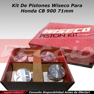 Wiseco Piston Kit Suzuki DR350 90-99 80mm