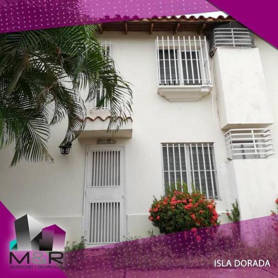 Town House En Alquiler Conj Res Isla Dorada M&r- 250