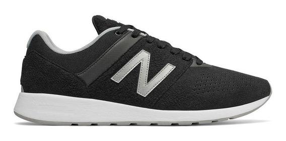 Tênis New Balance 24 Casual Masculino Preto