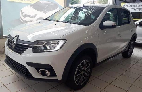 Renault Sandero Stepway 1.6 Zen Manual 2020 0km