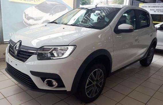 Renault Logan 1.0 Life 12v 2020 0km