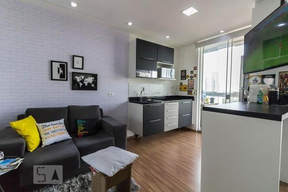 Apartamento Para Aluguel - Vila Augusta, 1 Quarto, 38 - 892834637