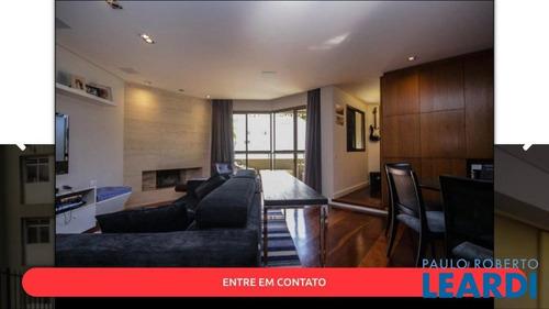 Imagem 1 de 15 de Apartamento - Moema Pássaros  - Sp - 639662