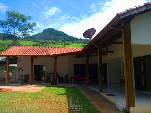 Chácara 36.000 M² Bairro Lagoa Joanópolis - Ch0070-1