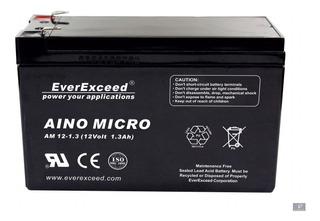Alarma Bateria 12v 7 A Agm Garantia Directo Importador