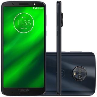 Celular Motorola Moto G6 Plus 64gb Dual Chip Xt1926 Vitrine