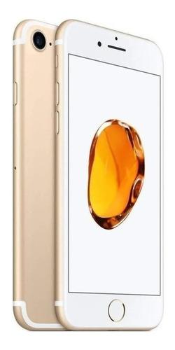 Apple iPhone 7 32gb - Vitrine - Mostruario Dourado Garantia
