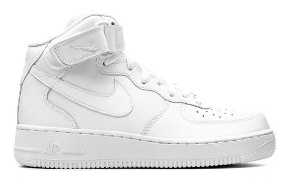 Zapatillas Nike Air Force 1 Mid. 100% Originales.