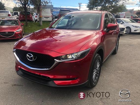 Camioneta Mazda Cx-5 Touring 2.0 At Rojo Diamante 2020