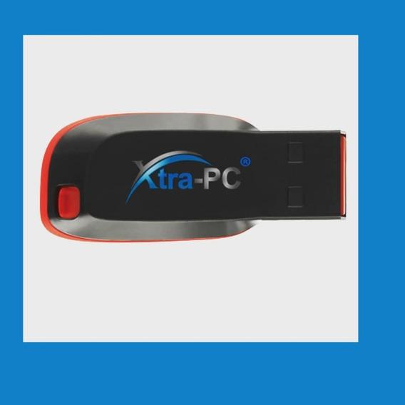 Xtra Pc Fast Pc Sistema Pc Flash Pendrive Acelerador 32 Gb.