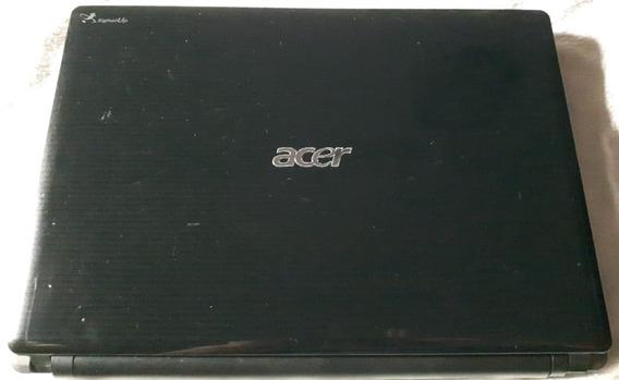 Notebook Acer Aspire 4745 - 7739 Consertar Ou Retirar Peças