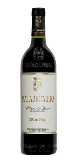 Vino Tinto Matarromera Crianza Botella 750 Ml