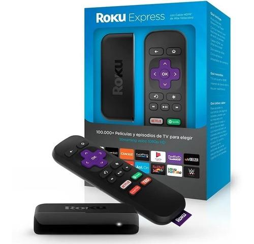 Roku Express Smart Tv Hdmi Original