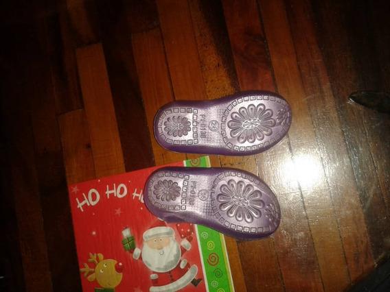 Sandalias Plasticas De Niña