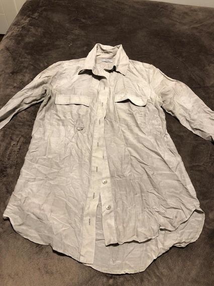 Camisa Larga Ayres