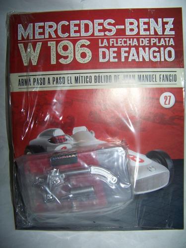 Coleccion Mercedez Benz W 196 Flecha De Plata Fangio N27