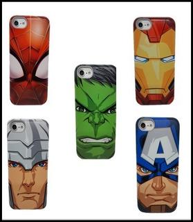 Funda Reforzada Hulk Avengers Samsung A30 + Templado