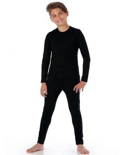 Blusa Roupa Segunda Pele Criança Conj Térmico Infantil Calça