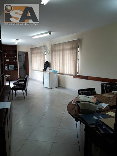 Sala Comercial Em Centro - Poá, Sp - 3212