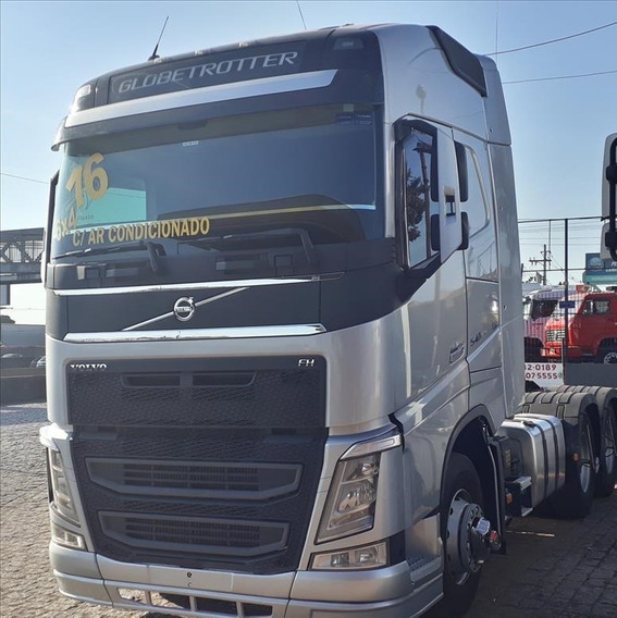 Volvo Fh 540 Globetrotter 6x4 2016