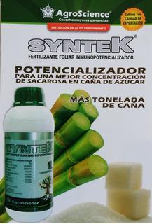 Syntek Fertilizante Foliar Inmunopotencializador