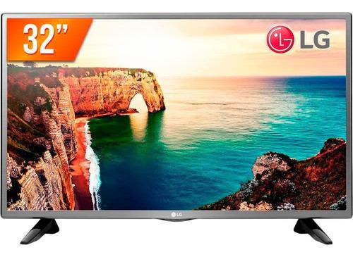 Imagem 1 de 4 de Tv LG 32 Hd Usb Hdmi 32lt330hbsb.awz