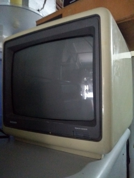 Tv. Semp. Colorida. 10 Polegadas. Só 250,00