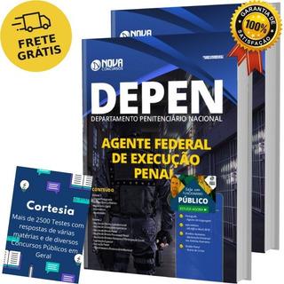 Apostila Depen - Agente Federal Execução Penal - Edital 2020