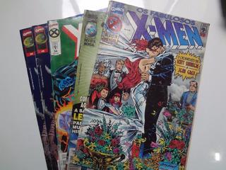 Hq Os Fabulosos X-men 4 Unidades