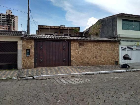 Sobrado Com 7 Dorms, Aviação, Praia Grande - R$ 1.7 Mi, Cod: 54744559 - V54744559