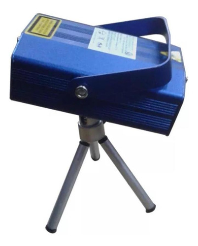 Laser Lluvia Multipunto Led Gbr Fx-2