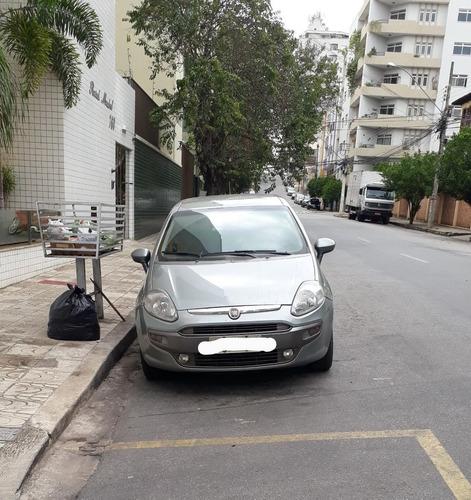 Imagem 1 de 3 de Fiat Punto 2013 1.6 16v Essence Flex Dualogic 5p