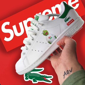 adidas Stan Smith X Supreme Custom Artofavisionary