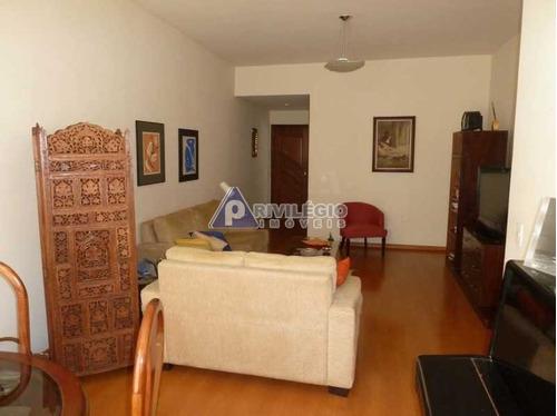 Imagem 1 de 14 de Apartamento À Venda, 3 Quartos, 1 Vaga, Botafogo - Rio De Janeiro/rj - 3169