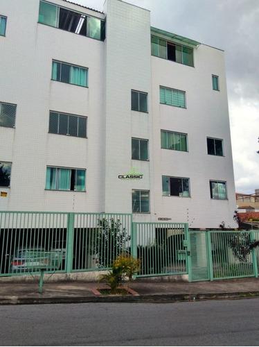 Apartamento Com 3 Quartos Para Comprar No Itapoã Em Belo Horizonte/mg - 3695