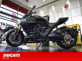 Ducati Diavel Dark 2018 0km Financiación