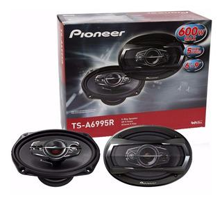 Cornetas Pioneer 6x9 600w 5 Vías Modelo Ts-a6995r Nuevas