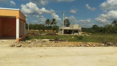 Residencial Doña Esther. Tiene Tu Solar Proyecto Habitado.