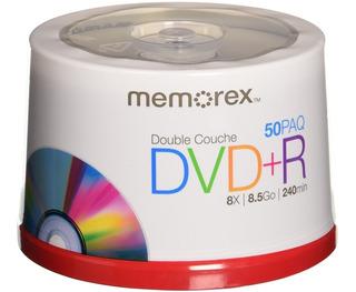 Dvd Doble Capa 8.5 Gb ¡¡pr0m0cion¡¡