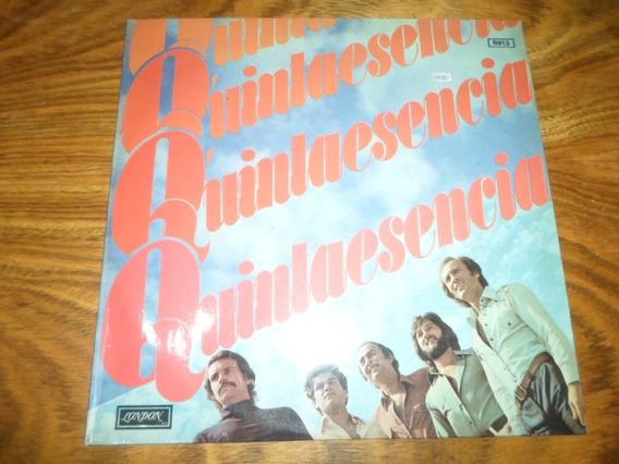 Quintaesencia - Canto Popular * Disco De Vinilo