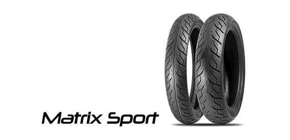 Pneu 130/70-17 (t) Matrix Sport Levorin 005918