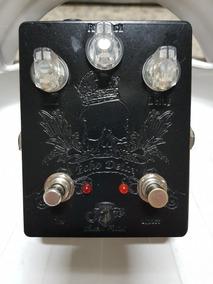 Pedal Joyfx Delay Com Tap - Hand Made - Super Conservado!!