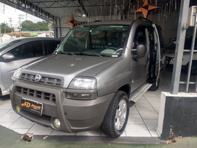 Fiat Doblò 1.8 Mpi Adventure 8v Gasolina 4p Manual
