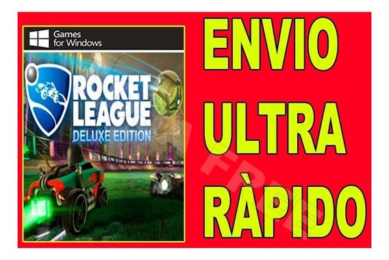 Rocket League Goty Em Pt-br + Dlcs - Jogo Para Computador