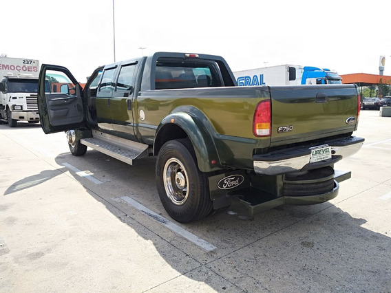 Camionete Ford F750, Cabine Tripla, Diesel , Especial