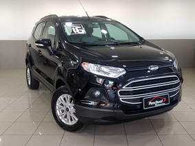 Ecosport 1.6 16v Freestyle Flex Powershift 2017 Sem Entrada
