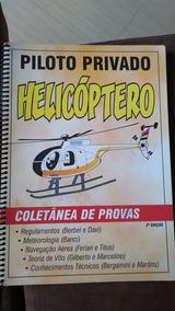Piloto Privado Helicóptero Coletânea De Provas