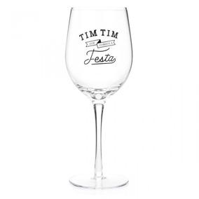 Taca De Vinho Com Abridor Tim Tim