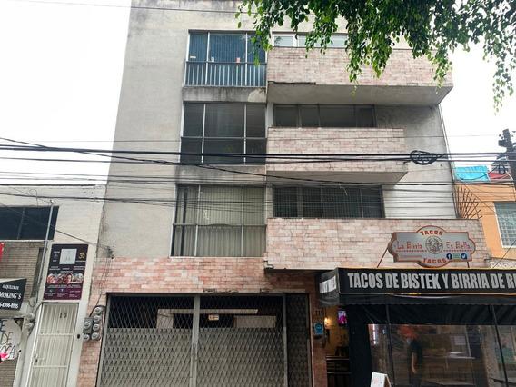 Departamento En Venta En Espartaco, Coyoacán